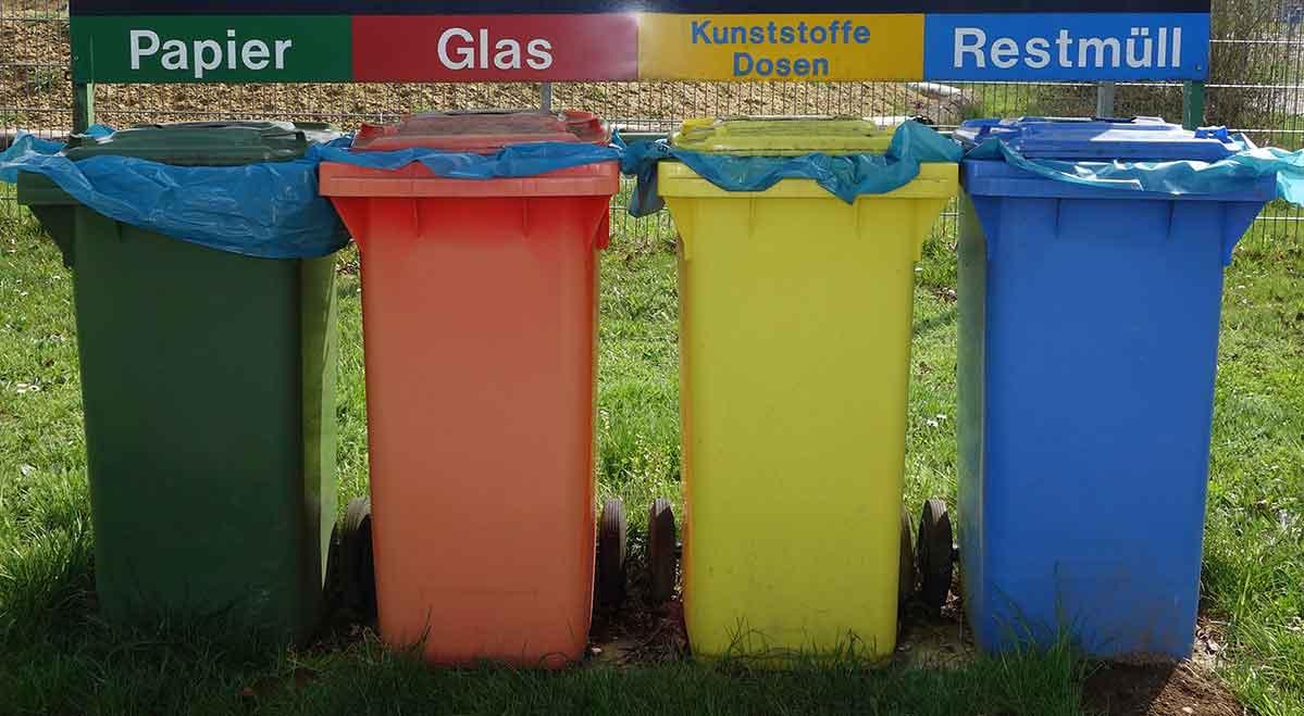 Abfallgruppen
